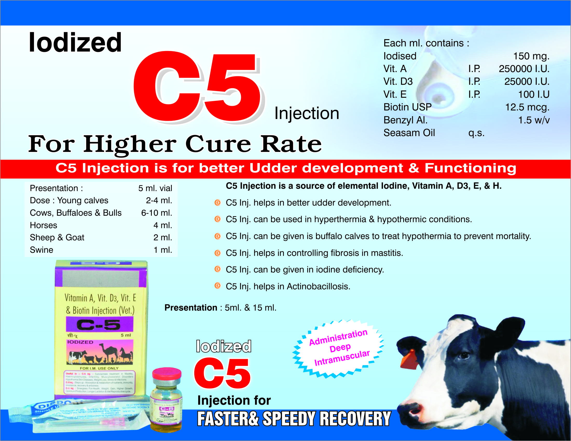 c5 injection